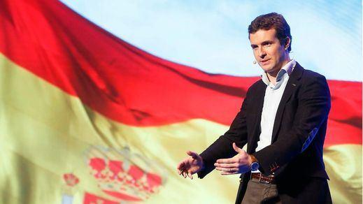 Casado quiere 'cerrar el grifo' a los partidos con dirigentes procesados por rebelión y sedición