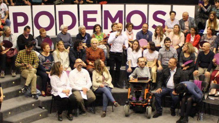 Podemos saca rédito del 'caso Villarejo' en plena campaña: 'Rivera y Casado han difundido basura falsa fabricada por criminales'
