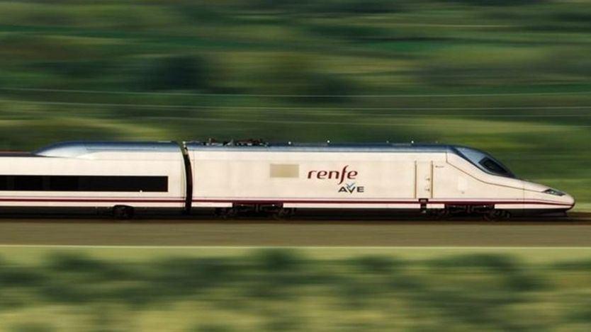 Los trenes del AVE Madrid-Barcelona, con wifi desde este lunes, 1 de abril