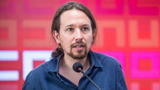 Las últimas propuestas electorales de Iglesias: banca pública y subir el Impuesto de Sociedades