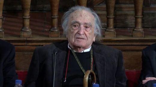 Fallece Rafael Sánchez Ferlosio, el ilustre autor de 'El Jarama'