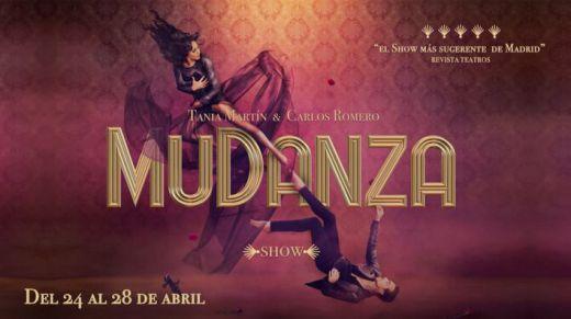 'Mudanza' nos trae el más original de los espectáculos actuales: danza, música, moda y teatro (vídeo)
