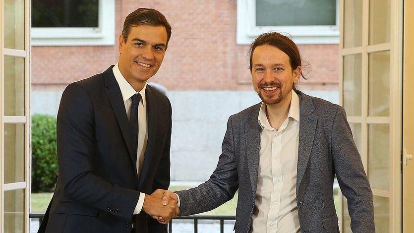 Iglesias rechaza apoyar un gobierno del PSOE en solitario: 'Se acabó el bipartidismo'