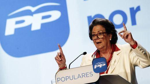 Varios familiares de Rita Barberá, investigados por cobrar 'mordidas' en su etapa como alcaldesa