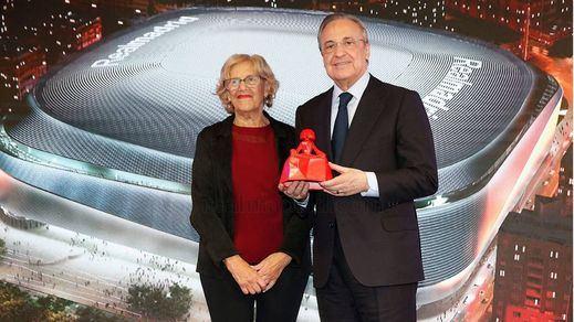 Todo sobre la reforma del Santiago Bernabéu