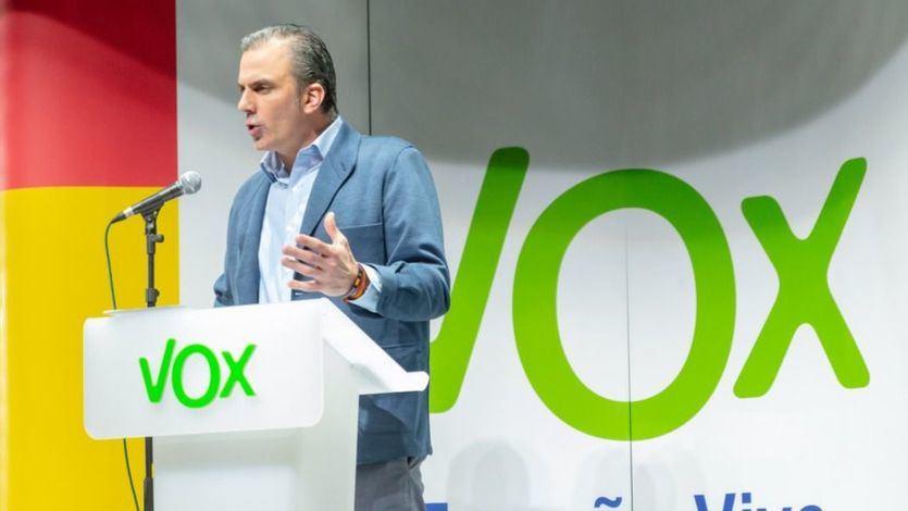 La Fiscalía investiga al número dos de Vox por un discurso islamófobo