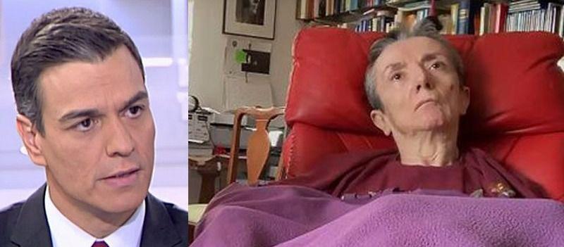 El debate de la eutanasia se cuela en la campaña con el caso de María José: ¿a quién beneficia?