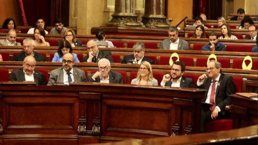 El CIS catalán da a ERC la victoria en un hipotético adelanto electoral en Cataluña