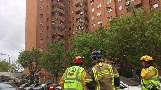 Explosión en Vallecas: revienta una planta completa de un edificio de viviendas