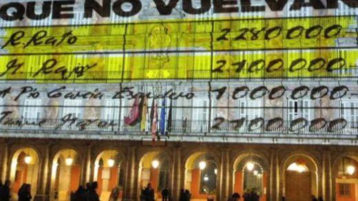 Todo lo que hay detrás de la campaña de Podemos con los 'papeles de Bárcenas'