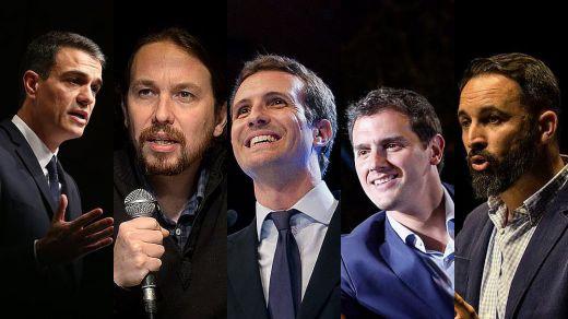 Así va la 'superencuesta': el PSOE sigue distanciándose mientras el trío de las derechas se estanca