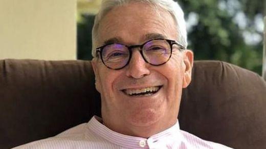 La conmovedora carta del economista Francisco Luzón, enfermo de ELA: 'Ya no muevo ni un solo músculo de mi cuerpo'