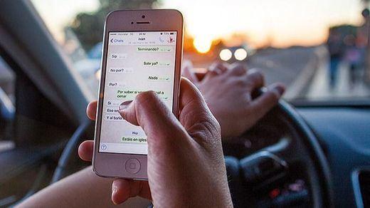 Tráfico rastreará las llamadas móviles en casos de accidentes