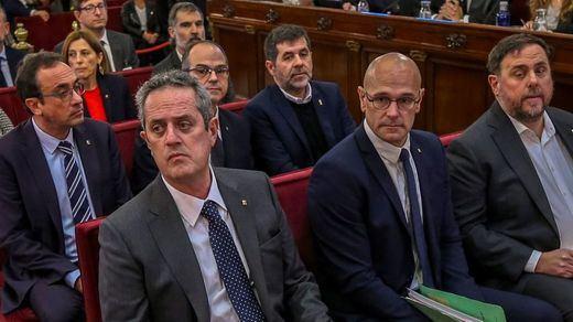 El Supremo impide que los presos catalanes del 'procés' puedan participar en la campaña