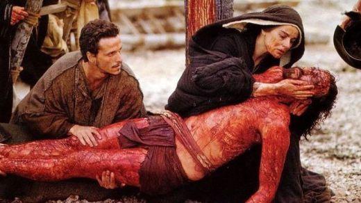 Fotograma de la película 'La pasión de Cristo' (2004)