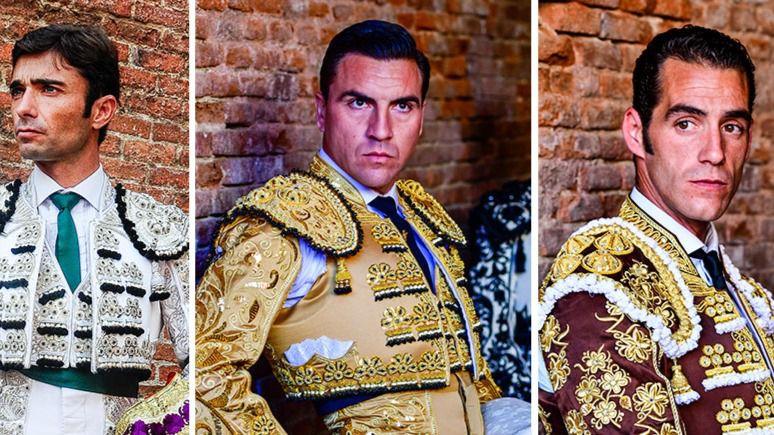 Vea el vídeo con los 'victorinos' de este Domingo en Las Ventas, que lidiarán una terna de matadores del gusto de Madrid