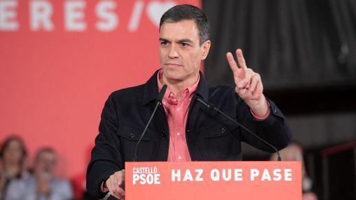Sánchez reacciona y abandona su posición cómoda, pidiendo el voto de los indecisos