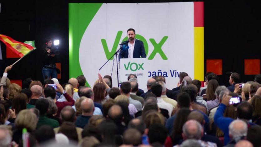Estupor en círculos políticos ante el contenido del programa electoral de Vox