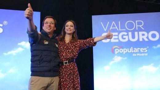 Sorpresa en el PP: la catalana Andrea Levy será número 2 del partido en las elecciones al Ayuntamiento de Madrid