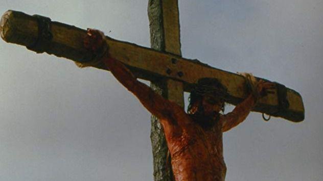 Captura de la película 'La Pasión'