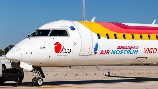La huelga en Air Nostrum, con 148 vuelos cancelados, complica la Semana Santa