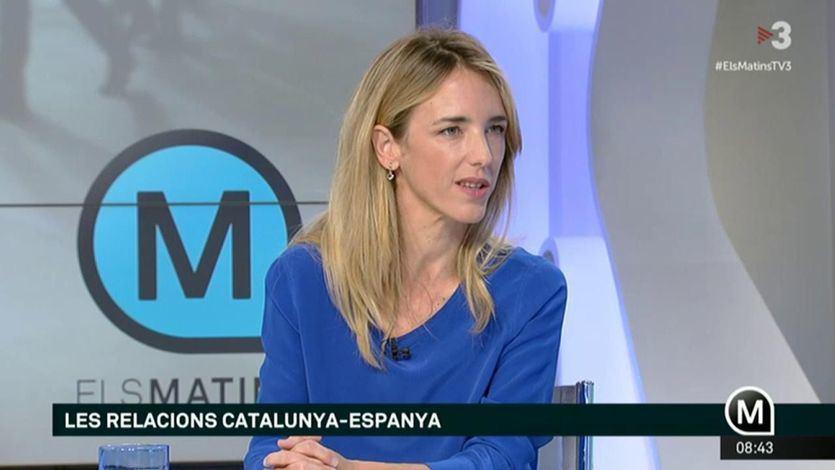 Álvarez de Toledo, en TV3: 'Esta televisión ha participado en un golpe a la democracia'