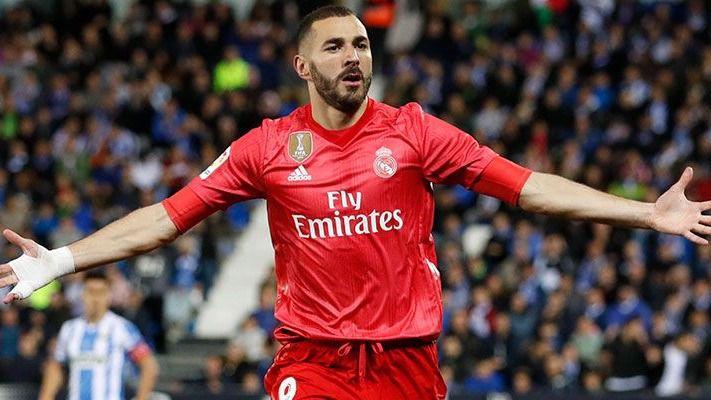 Notre Benzema: sólo el francés salva en Leganés a un Real Madrid harto de jugar al fútbol (1-1)
