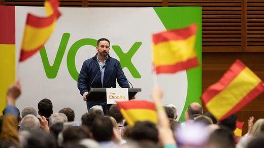 Otro 'zasca' a Vox: la Legión le exige que no use el himno 'El novio de la muerte'