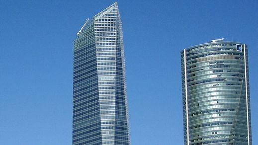 Falsa amenaza de bomba en Torrespacio, uno de los rascacielos de Madrid