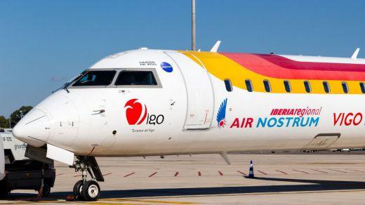 Air Nostrum recupera ya todos los vuelos que fueron cancelados por la huelga