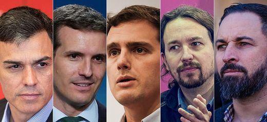 El debate electoral de Atresmedia, en el aire por la presencia de Vox