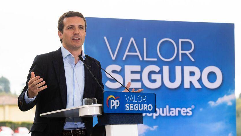 Casado: 'Sánchez está patrocinando la sedición'
