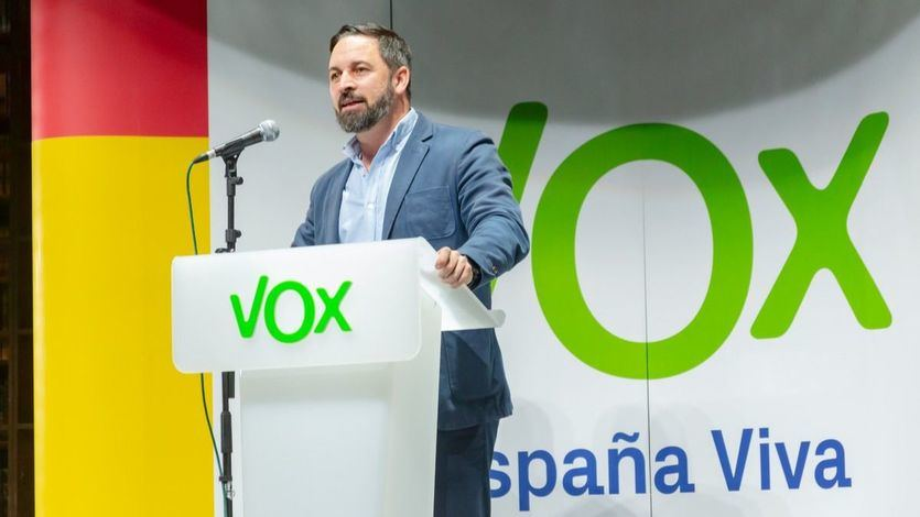A Vox se le escapa por error su alivio por no tener que dar la cara en un debate