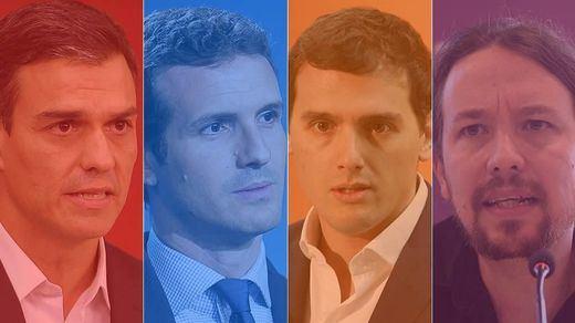 TVE contraprograma a Atresmedia para que solo haya un debate
