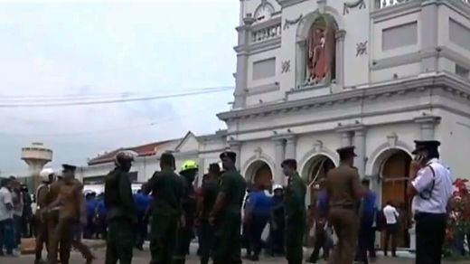 Nuevas explosiones: se eleva a más de 200 muertos y 500 heridos el balance de la cadena de atentados en Sri Lanka