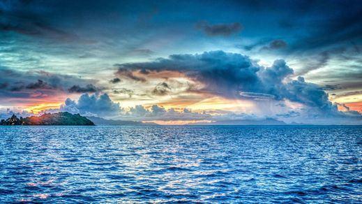 El MIT alerta de que el color de los océanos está cambiando por el cambio climático