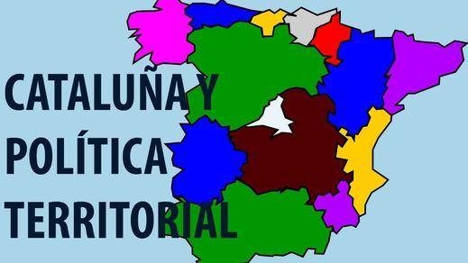 Comparador de programas: Cataluña y Política Territorial