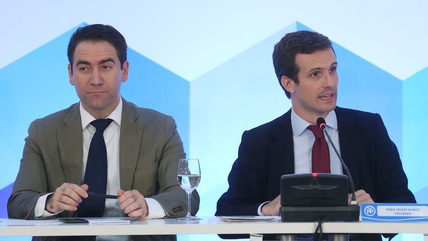 El PP pasa al ataque contra Rivera por hacerle 'el trabajo sucio' a Sánchez en el debate