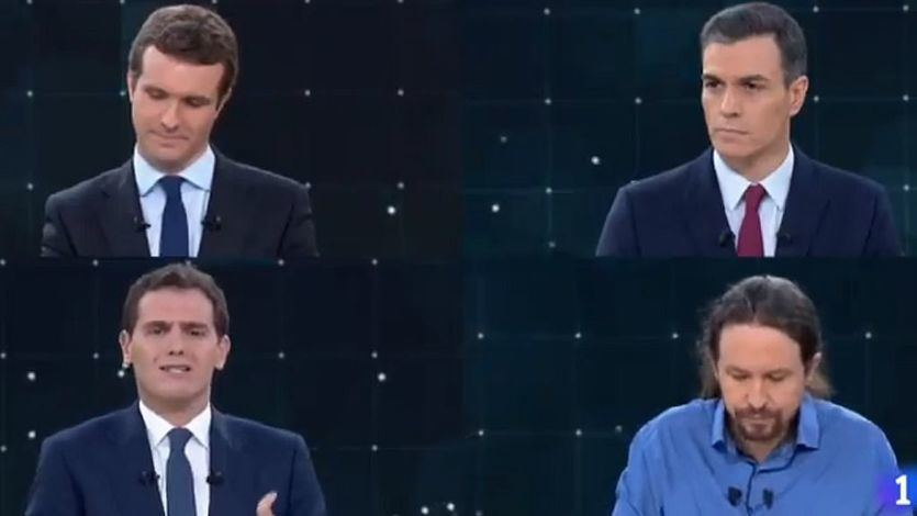 La opinión de los expertos sobre el debate a cuatro de RTVE