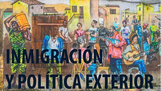 Comparador de programas: Inmigración y Política Exterior