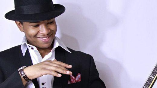 El fabuloso guitarrista y cantante 'King' Solomon Hicks nos trae el mejor jazz y blues a la sala Clamores