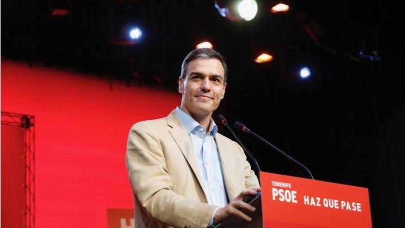Sánchez aclara un poco más su política de pactos postelectorales: 'Que Podemos entre en el Gobierno no es ningún problema'