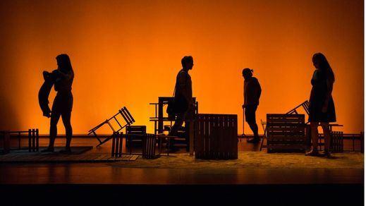 Uns 'Vientos de levante' que son puro teatro y emoción en grado máximo (vídeo)