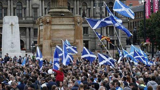El Gobierno británico se opone a otro nuevo referéndum de independencia en Escocia