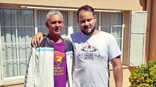 Detenido el rapero Pablo Hasél cuando acudía a un homenaje a un histórico preso de los GRAPO