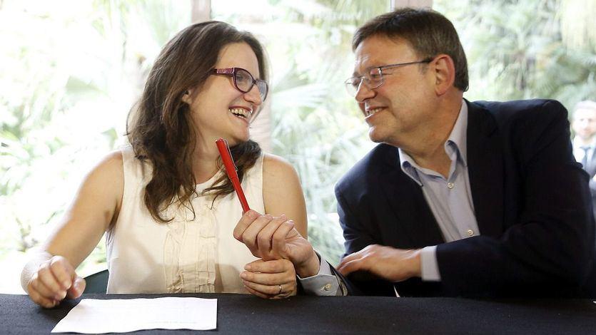 PSOE y Compromís consiguen reeditar su pacto de gobierno en la Comunidad Valenciana