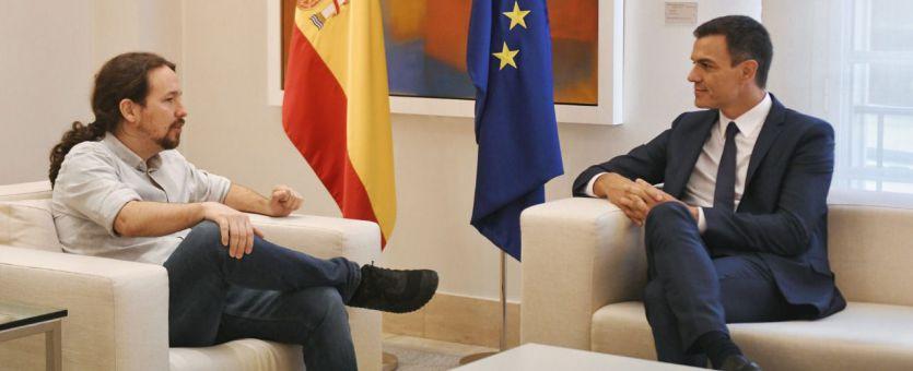 El PSOE intentará gobernar sin Unidas Podemos