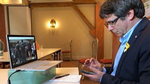 La Junta Electoral prohíbe a Puigdemont concurrir a las elecciones europeas