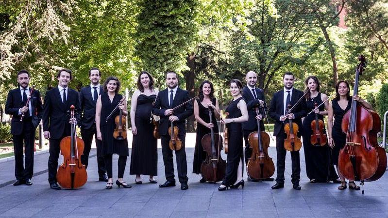 El grupo La Spagna pone broche de oro a un magnífico Festival de Música Antigua Madrid (vídeo de ellos tocando a Bach)