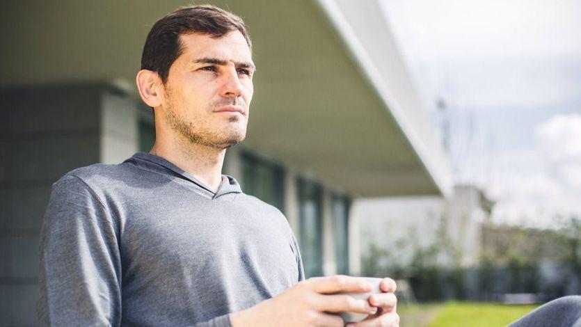 Iker Casillas sufre un infarto en pleno entrenamiento